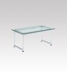 D-T20D ガラステーブル W900・D500・H400