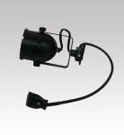 AVL-L12ABK スポットライト 黒(設営費込)