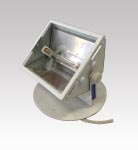 AVL-L16 スポットライト 白 床置式(設営費込)