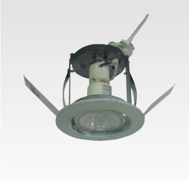 AVL-L24BK ダウンライト黒 φ75(開口寸)H100(設営費込)