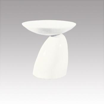 D-T15W PVテーブル 白 φ600・H570